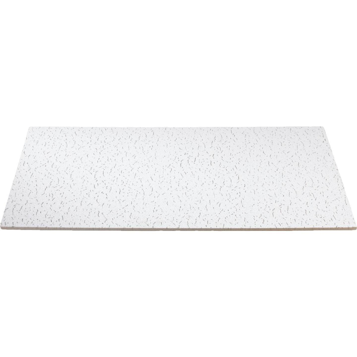 Fifth Avenue 2 Ft. x 4 Ft. White Mineral Fiber Square Edge Ceiling Tile (8-Count) Image 2