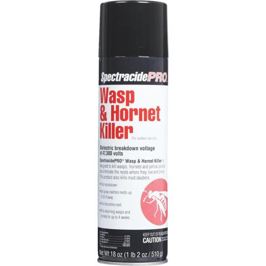 SpectracidePro 18 Oz. Aerosol Spray Wasp & Hornet Killer