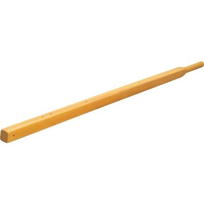 Truper Replacement Wood 2 In. Wheelbarrow Handle